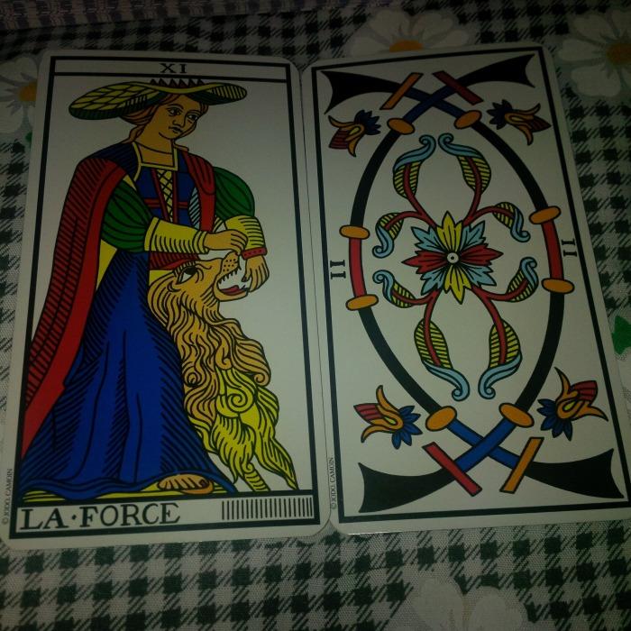 Camoin-Jodorowsky Tarot de Marseille