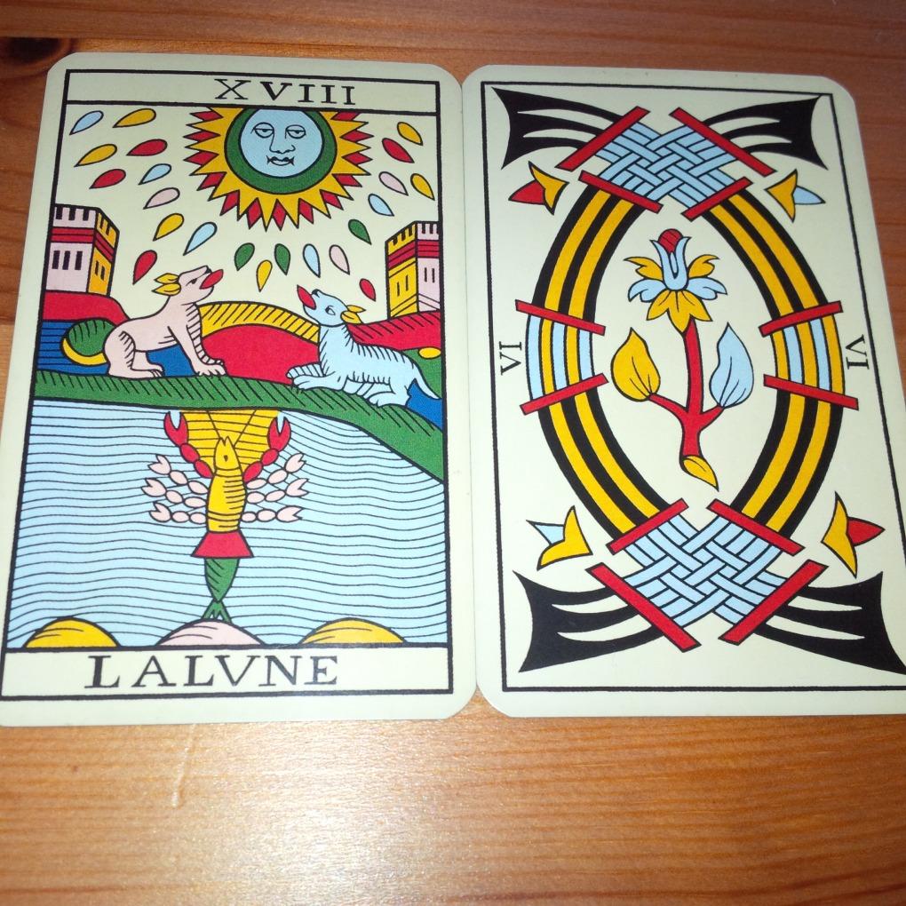 Jean Noblet Tarot de Marseille