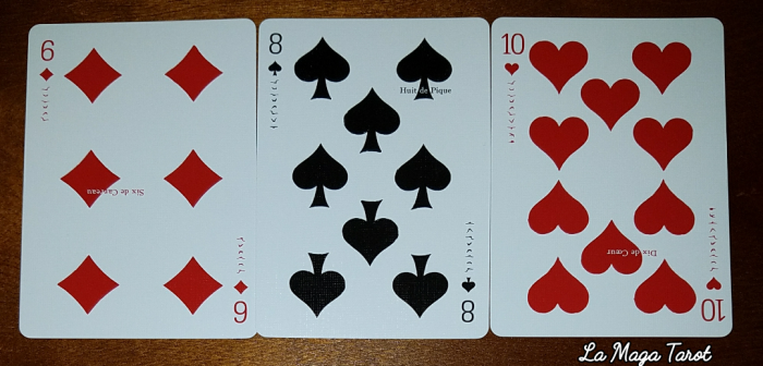 Voltige Playing Cards