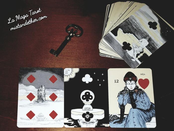 Playing Card Oracle Ana Cortez, Cartomancy