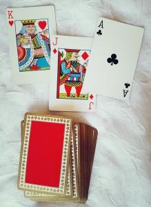 Vintgae Tiffany & Co. Playings Cards