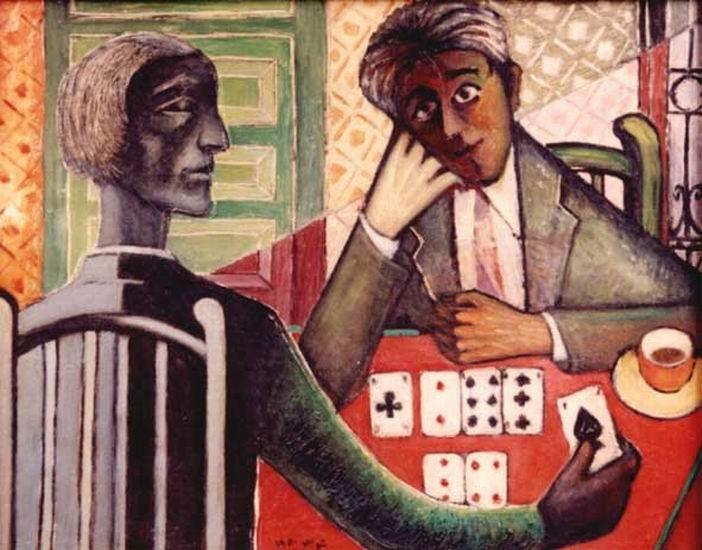The Fortune Teller Hamed Oweis