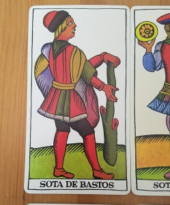 The Spanish Tarot Marseille Tarot