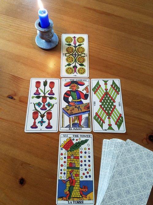 The Spanish Tarot Fournier