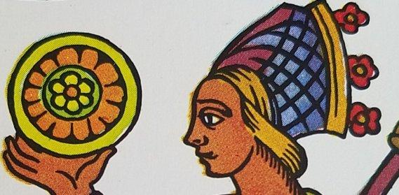 The Spanish Tarot, Heraclio Fournier, Spain