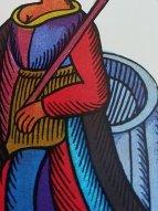 The Spanish Tarot, Heraclio Fournier, Spain.