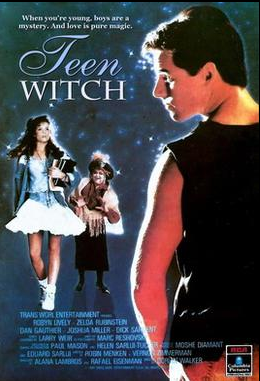 Teen Witch the movie 1989