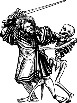 death, fighting, pixabay