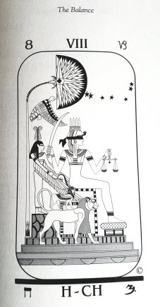 Bota Egyptian Tarot
