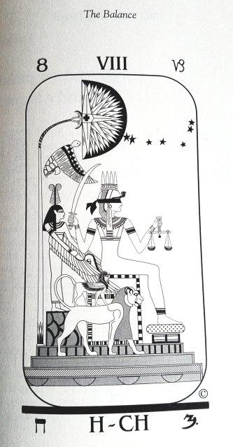 Bota Egyptian Tarot