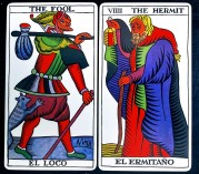 The Spanish Tarot published by Heraclio Fournier, Spain.