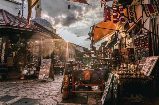market marketplace