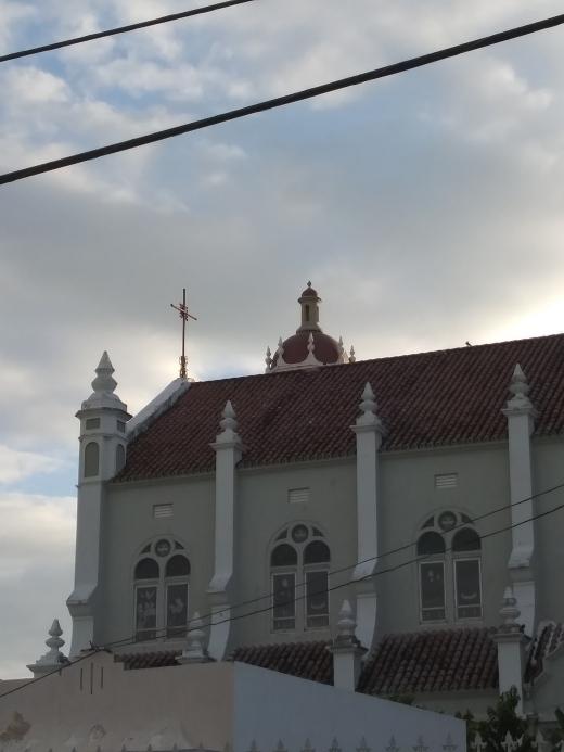 Catedral Espiritu Santo Santurce Hato Rey Puerto Rico