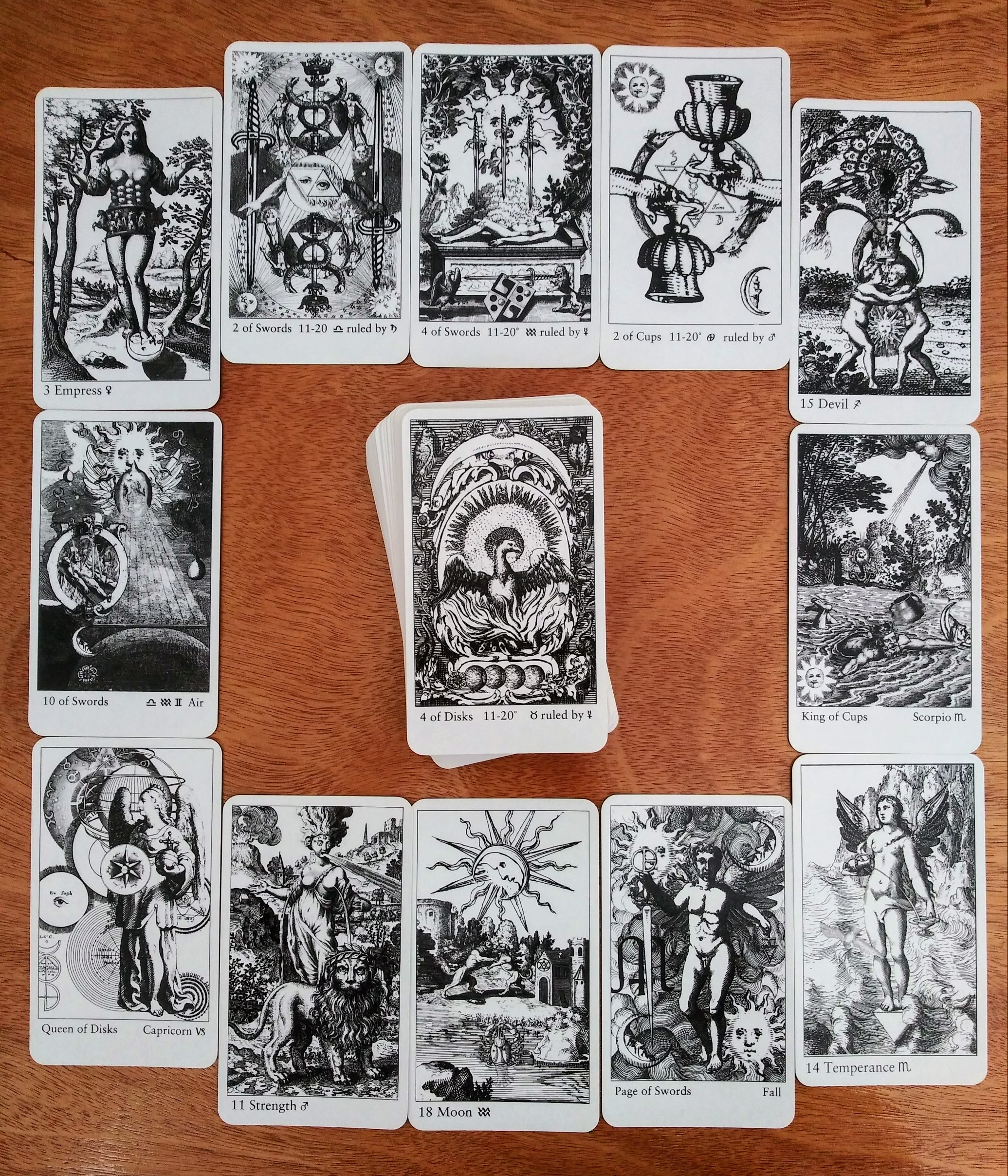 Tarot of the Holy Light Christine Payne Towler